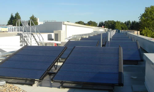 leatherhead solar thermal