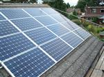 4KW Solar PV electric 16 panel roof mounted system in Surrey