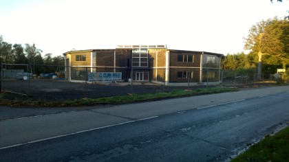 Solar UK's new Factory and HQ
