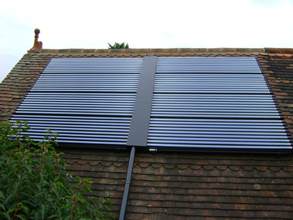 Solar Thermal Feed in Tariff